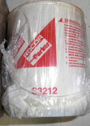 S3212 Racor Fuel Filter Water Separator 2910-01-360-6367