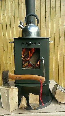 Bushmaster Camp Stove -  Camping stove for Yurts, Bell tents, boats and vans