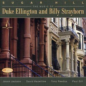 Sugar-Hill-Music-Of-Duke-Ellington-Jackson-Hazeltine-Reedus-2007-SACD-NEUF