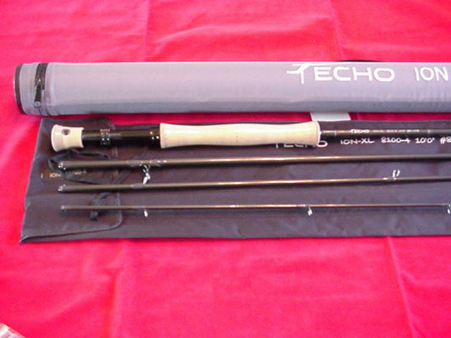Echo ION XL 10ft 4 Piece Line GREAT NEW