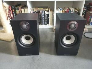 Análisis altavoces Bowers & Wilkins 607