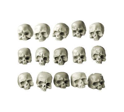 Abile Space Knights Human Skulls (15) Bitz Spellcrow Spcb 5855-mostra Il Titolo Originale