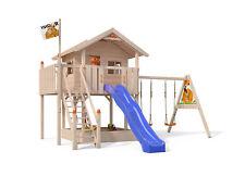 Fatmoose Klettergerüst Clever Climber : Fatmoose funnyfortress xxl mit turmanbau spielturm kletterturm