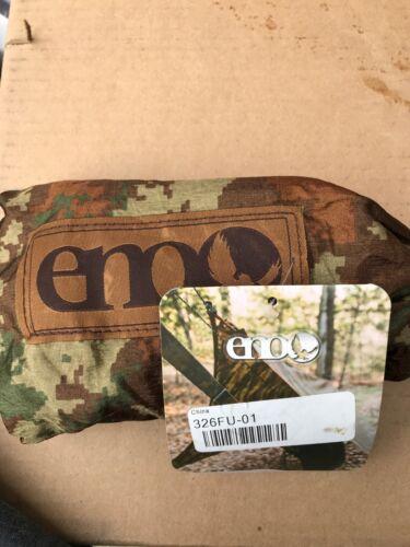Eno Eagles Nest Outfitters-Atlas Straps Hammock Système de suspension Camo