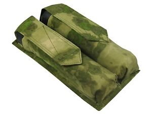 Pouch-Case-a-tacs-fg-molle-Harnesses-PAINTBALL-airsoft-bag-tube-pods-Waterproof