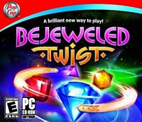 Bejeweled Twist Pc Popcap Worlds 1 Puzzle Game Brand Sealed