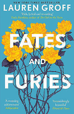 1 of 1 - Fates and Furies by Lauren Groff (Paperback, 2016)