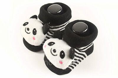 Warmer Babyshower Gifts Gift Newborn 12M Baby Boy Girl 3D Kung Fu Panda Socks