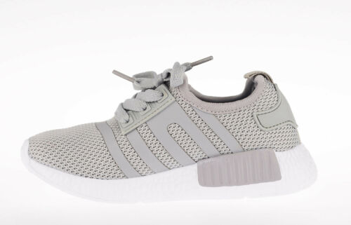 Girls Trainers Sports  Lace Up Shoes