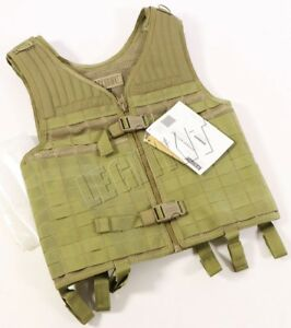 NEW-Blackhawk-S-T-R-I-K-E-Elite-MOLLE-Tactical-Vest-Coyote-Tan-STRIKE-37CL66CT
