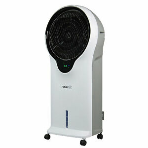 NewAir-Portable-Air-Conditioner-Evaporative-Cooler-Tower-Fan-with-Remote-White