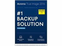 Acronis True Image 2016 with Disk Director 12 Bundle for Free