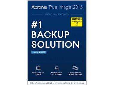 Acronis True Image w/Disk Director 12 Bundle
