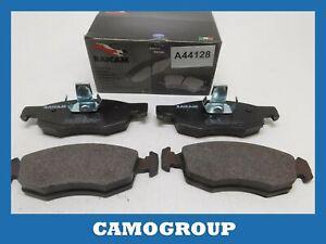 Pills Front Brake Pads Pad FIAT Palio 96 RA07040 2832