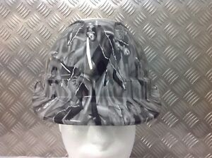 safety hard hat / helmet - Torn breast- fully BS EN397 compliant