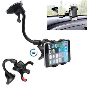 Universal-Car-Windscreen-Suction-Mount-Dashboard-Holder-GPS-PDA-Phone-iPhone-AU