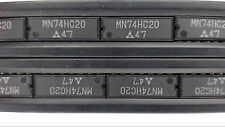 MITSUBISHI MN74HC20N 14-Pin Dip Integrated Circuit New Lot Quantity-5
