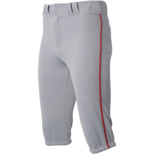 Easton Mens Pro Knicker Piped Baseball Pants