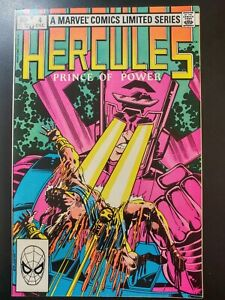 HERCULES-2-1982-MARVEL-Comics-VF-Book