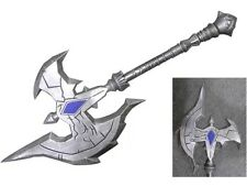 "36"" WOW Shadowmourne Frostmourne Axe War Craft LARP FOAM Anime Cosplay Sword"