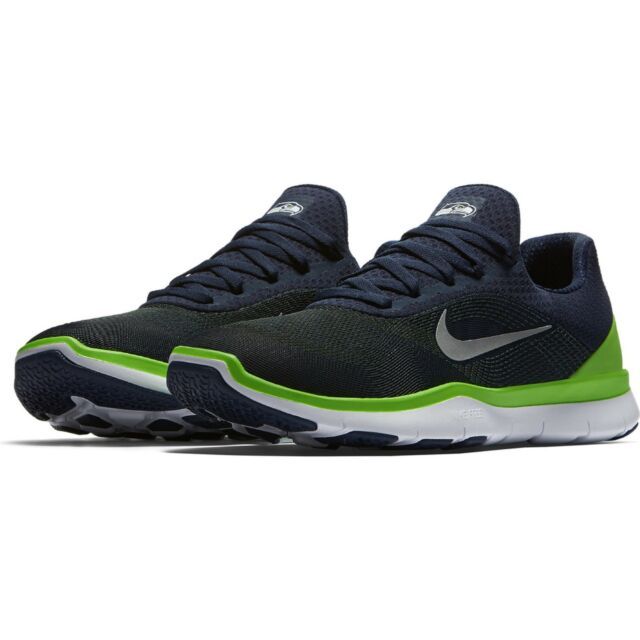 86876d2c543 Nike Seattle Seahawks NFL Trainer V7 Tennis Shoes Size 11 for sale ...