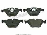 Bmw E90 E91 E92 E93 (2009+) Front Brake Pad Set Genuine Bmw + Warranty