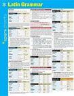 Latin Grammar Sparkcharts by Sparknotes (Hardback)