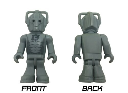 Builder Dr Who Character Building Figures 9th Doctor Sontarans Cybermen /& More