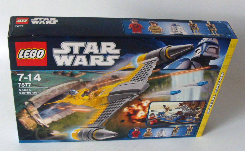 LEGO ® estrella guerras 7877-Naboo stellari 318 parti 7-14 anni  NUOVO nuovo  consegna rapida