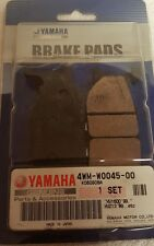 GENUINE YAMAHA 4WM-W0045-00 Brake Pad Kit 1999-2013 Road Star, Venture, V-Star