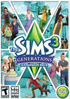 Sims 3: Generations (Windows/Mac, Region-Free) Origin Download