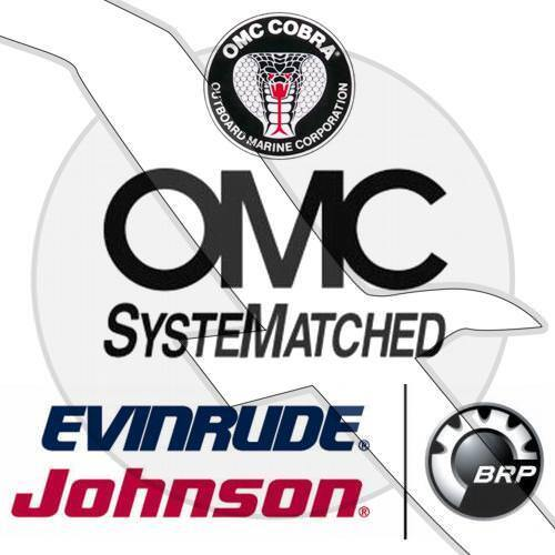 Johnson Evinrude Outboard /& OMC Sterndrive Motor Screw 0307267 307267