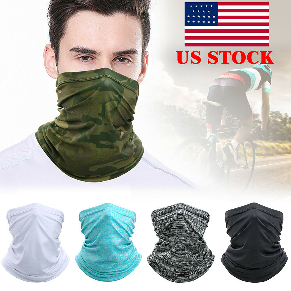 USA Stock, Mask Head Wrap Gaiter Balaclava