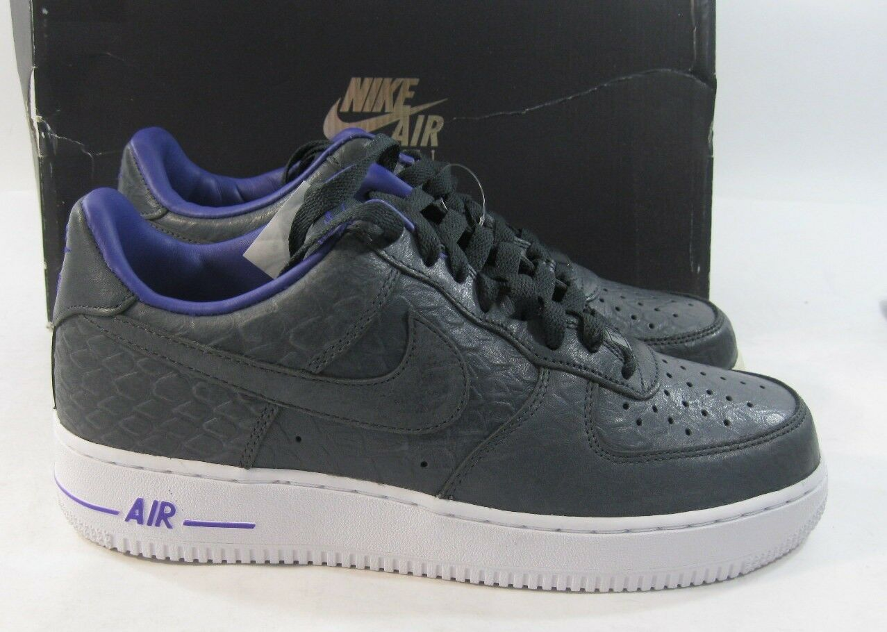 Nike Hombre Hombre Nike 318775-021 Air Force 1 Low Talla 8.5 64d926