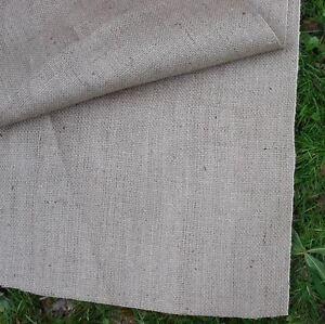 600gr/m2 ca 175cm breit sehr fester Jutestoff T600