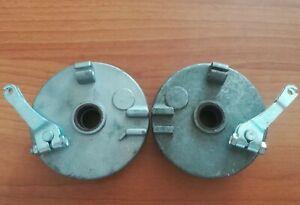 Set-Completo-Ganasce-Freno-Mini-Quad-Per-6-034-E-7-034-84x20mm-Anteriore-Dx-Sx
