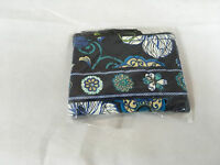 Vera Bradley Coin Purse In Mod Floral Blue