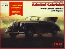 ACE 72550-1:72 Super Snipe Saloon British Staff Car WW2 Neu