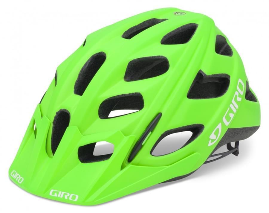 Nuevo casco de Ciclismo Bicicleta Montañera Giro Hex Gran Tamaño verde