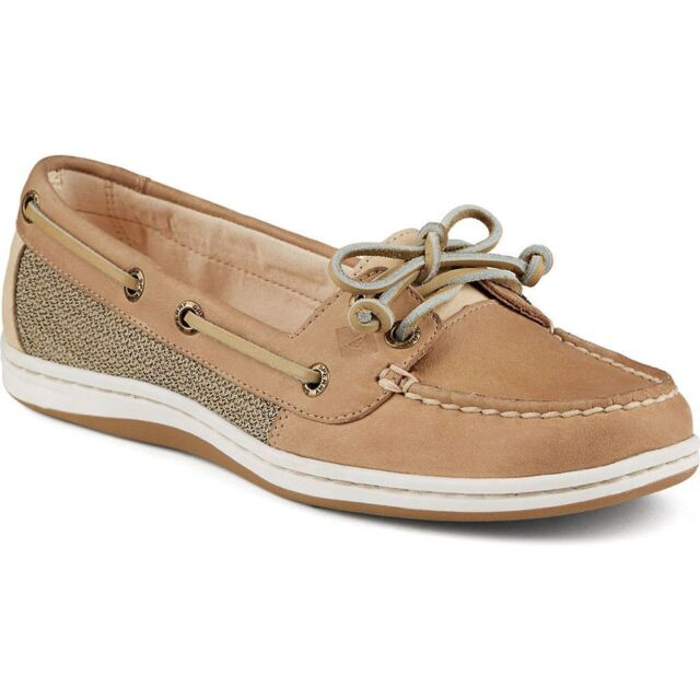 Sperry Women S Top Sider Firefish Boat Shoe Brown 8 5m