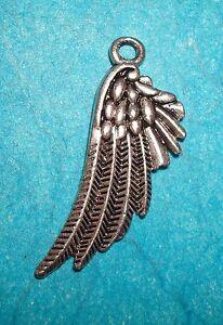 Pendant Fairy Charm Bronze Charm Spiritual Wings Sprite Imp Charm Goddess Charm