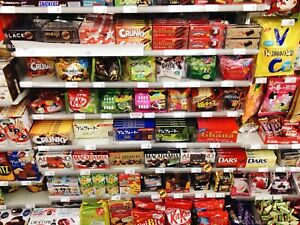 Candy shop asian Japanese Candy