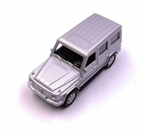 1:34 Mercedes Benz G-Klasse Modellauto in Zufällige Farbe lizensiert