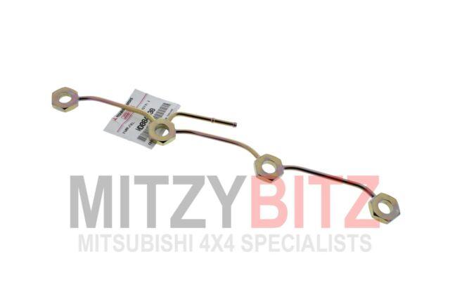 Original Mitsubishi Pajero Shogun Mk2 2.5 Spill Fugas de Inyector Riel Tubo