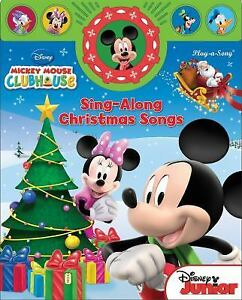 stock photo - Mickey Mouse Christmas Songs