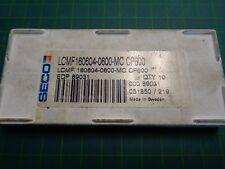 5 x Seco Wendeschneidplatte LCMF 160604-0600-MC; CP600