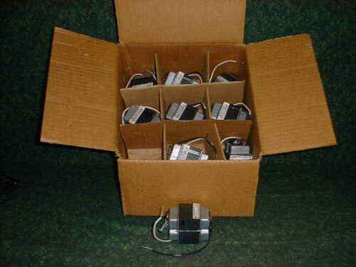 18 Case of 27051 NEW 50vA Low Voltage Transformers 120 VAC to 24 Volts
