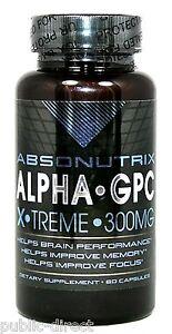 300mg-Alpha-GPC-60-Capsules-Nootropic-Brain-Memory-Focus-Pills-Absonutrix