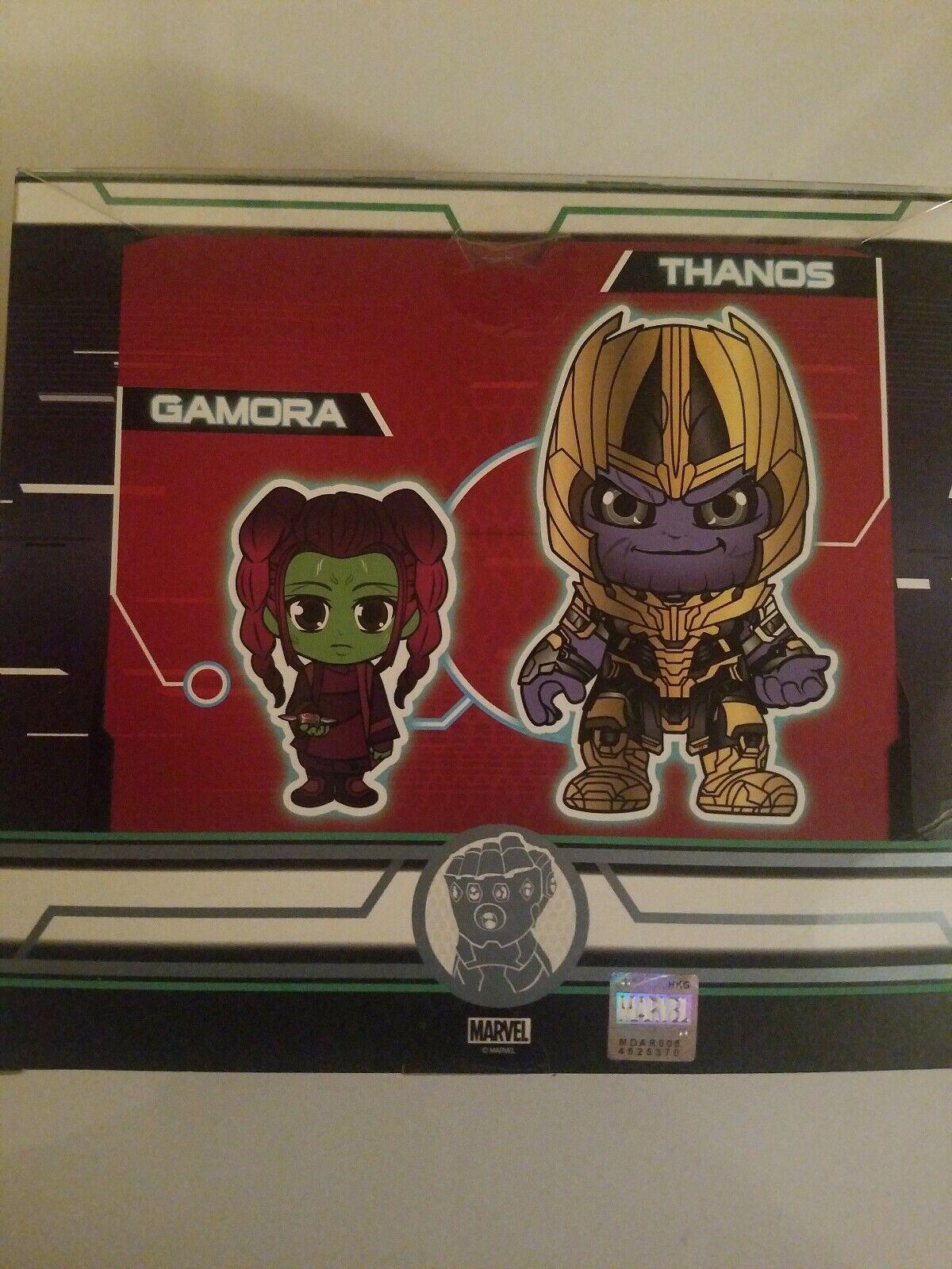 Hot Toys Cosbaby Marvel Avengers Endgame Gamora
