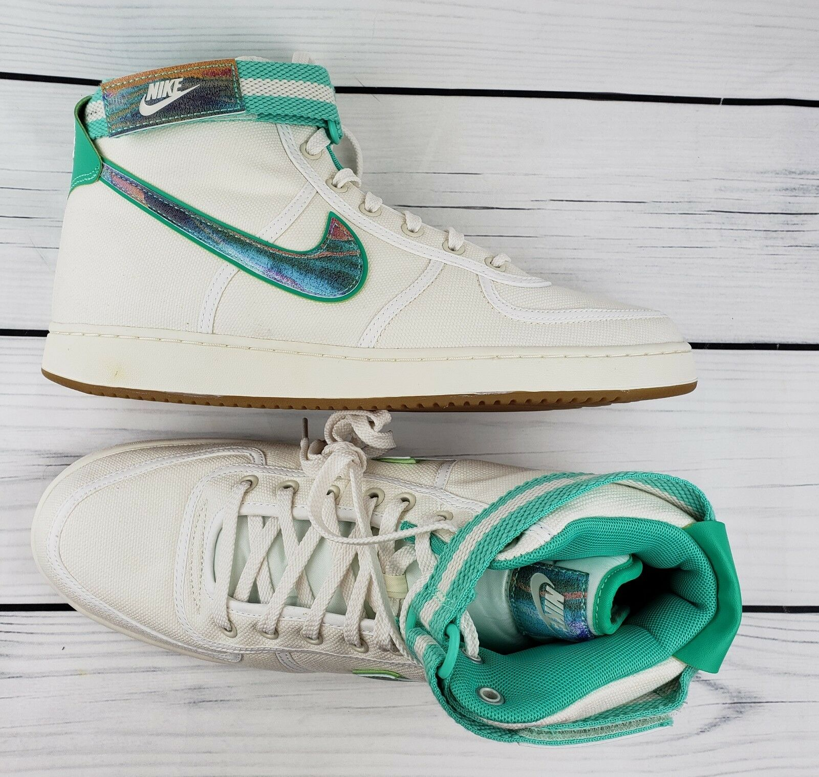 Nike Vandal High Supreme TD Men's AQ5643-100 Size 10.5